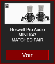 roswell mini k47 matched pair