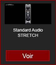 standard audio stretch