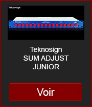 teknosign sum adjust junior